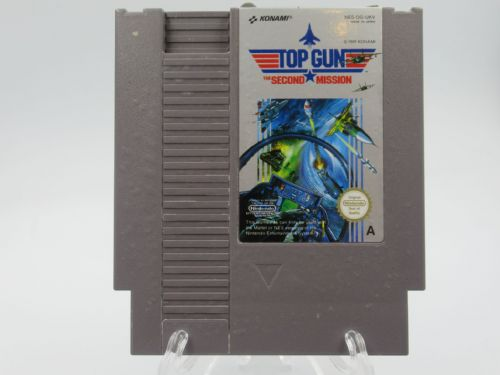 Top Gun The Second Mission (NES)